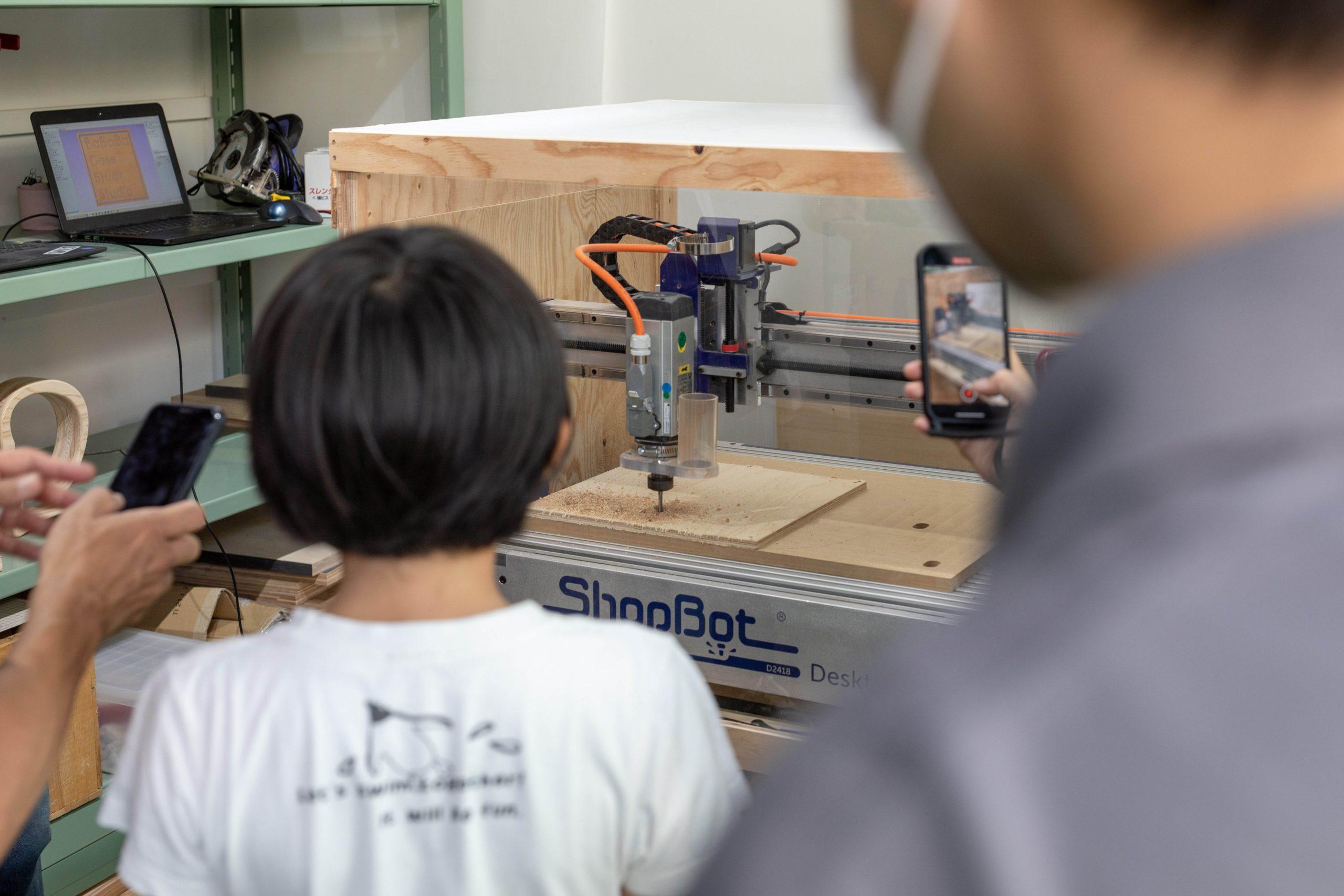 木工の意識が変わる、次世代デジファブ。